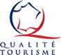 The camping village *** La Gabinelle camping near Sérignan has the quality label Tourism